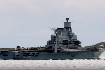 India: The Next Big Aircraft Carrier Power?