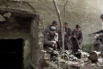 September 1944 near Maastricht in the Netherlands. A group of Wehrmacht soldiers gets a tricky job. At first everything goes smoothly, but then