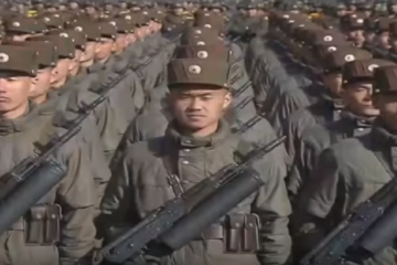 North-Korean-March