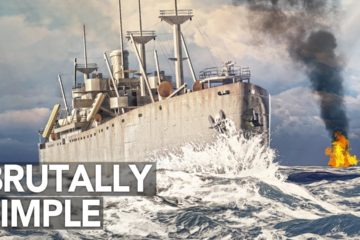 How A Cargo Ship Helped Win WW2: The Liberty Ship Story