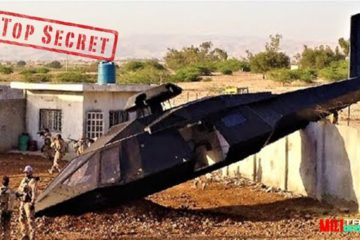 Abandoned And Declassified Black Projects