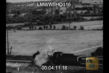 Fighter Command D-Day 6 June 1944 Gun Camera Footage