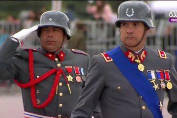 Gran Parada Militar Chile 2017 Ejercito de Chile