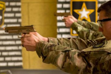 Here's what Soldiers think of the U.S. Army's Brand new Handgun