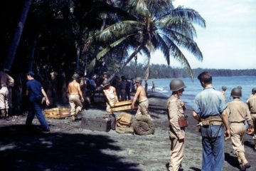 Invasion of the Mariana Islands WW2