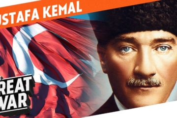 Defender of Gallipoli - Mustafa Kemal Atatürk