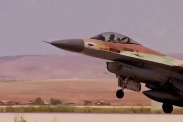 Operation Orchard: Israeli Airstrike on a suspected Nuclear Reactor in Syria 2007