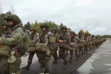 Modern Russian Airborne Troops and Belarusian SOF