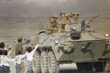 Soviet Union Invasion In Afghanistan