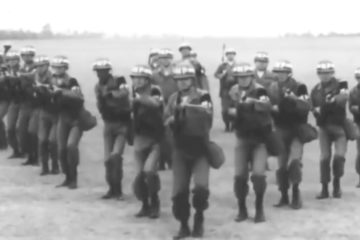 "Stockade : ""Military Prisoners"" US Army Training Film 1958"