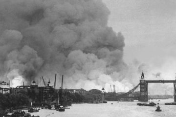 The Battle of Britain and the Blitz Over London