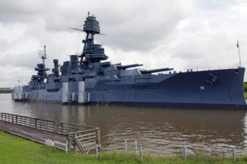 The Battleship Texas