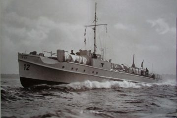 The Last German E-Boat