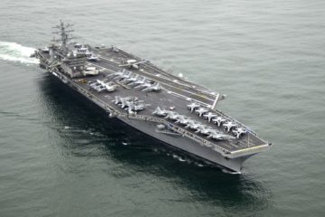 China Military Turns up the Heat on US Military Aircraft Carriers with most Advanced Naval Ship