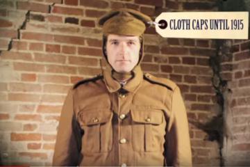A Soldier's Kit - WW1 Uncut: