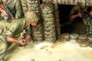 With the Marines at Tarawa WW2