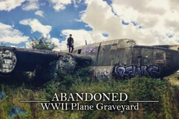 ABANDONED RAF Planes