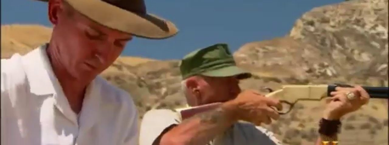 Henry Rifle vs Spencer Rifle with R. Lee Ermey