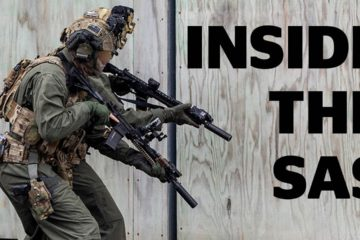 Inside the SAS - Creating the Elite Soldier