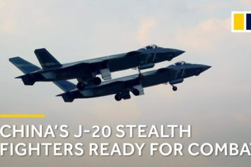 China Military 2018: J-20 Stealth Fighters ready for Combat