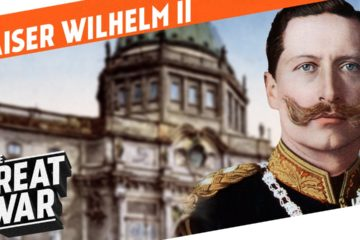 Kaiser Wilhelm II (1859-1941), Germany's last emperor, was born in Potsdam in 1859, the son of Frederick III. and Victoria, daughter of Queen Victoria. Wilhelm became emperor of Germany in 1888 following the death of Frederick II.