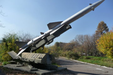 S-75 Dwina Missile in the Vietnam War