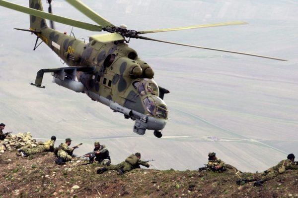 Soviet Gunships & Helicopters Afghanistan War Hind Mi 24 Documentary