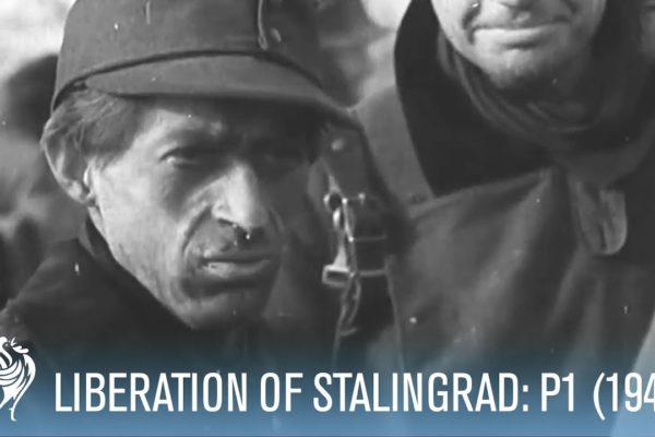Liberation of Stalingrad