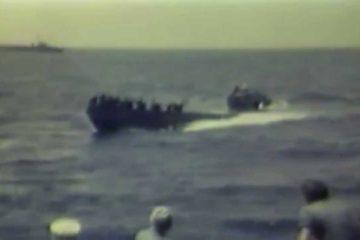 Rare Color Film : Capture of U 505 By USS Guadalcanal WW2