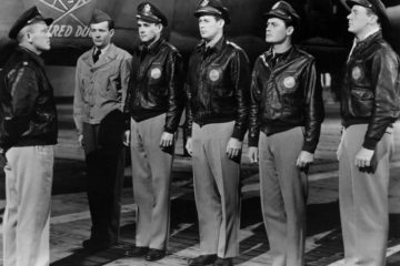 During World War II, Lt. Col. James H. Doolittle (Spencer Tracy) leads the U.S. Air Force in a bombing mission over Japan