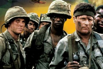 Tour of Duty : TV Series set in Vietnam 1987 ( Season 2 Episode 1 )