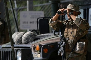 Trump sends 5,200 Troops to US-Mexico Border