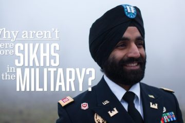 A Video that explores why there aren't more Sikhs in the U.S. Military