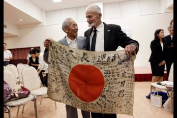 World War II Veteran Delivers a Promise after 73 years
