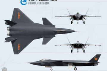 Chinese fifth generation fighter aircrafts J-20 & J-31 more advanced than the Russian T-50 PAK FA