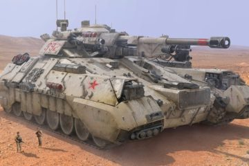 10 Most Insane Main Battle Tanks In The World