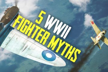 5 Myths about WW2 Fighter Planes