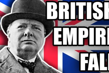 How The British Empire Fell/Collapsed!