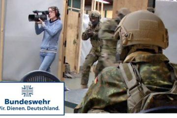 Die Bundeswehr auf YouTube
