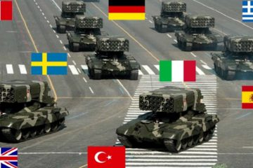 Europe's Top 10 Most Powerful Countries 2018