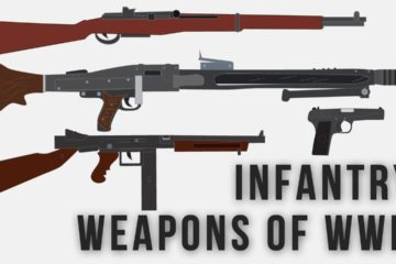 German Infantry Small Arms WW2
