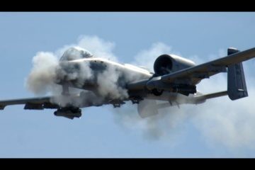 A-10 Fighter Squadron in Afghanistan 1
