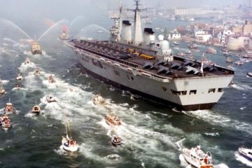 Falklands 1982 - Part 2 of 3