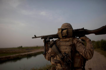 Is Afghanistan the longest war in US history?