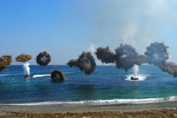 This Is How South Korea Defends Its Shore - Massive South Korean Coastal Defense In Action