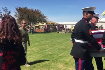No Man left behind : U S Marine given Proper Burial after 76 Years