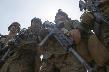Incredibles: Norwegian Homeguard RYPE unit & US Marine Corps preparing for battle
