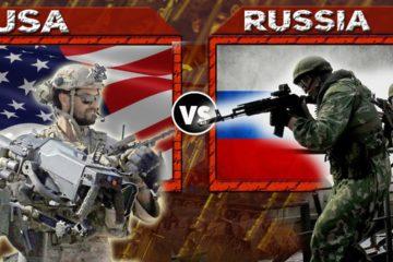Russia vs United States - Military Power Comparison 2018