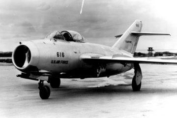 Stolen or Captured Fighter Jets Mig 15 F 86 Mig 21 Mig 25