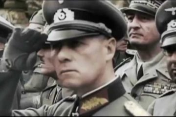 The Death of Field Marshal Rommel
